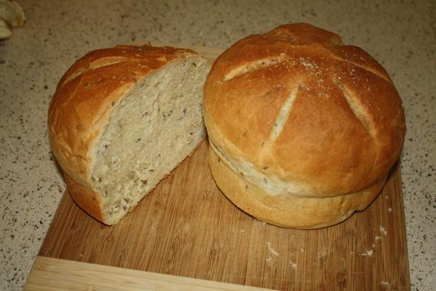 Romantic Rosemary or Lavender Bread