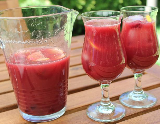 Nat's Easy Sangria