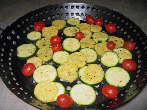 Kaleidoscopic Vegetables