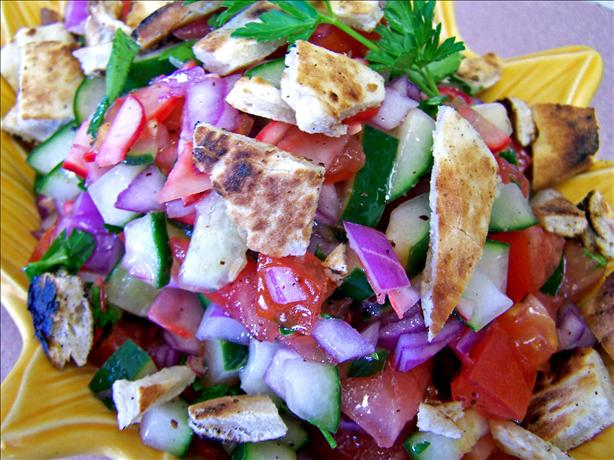 Fatoush Salad