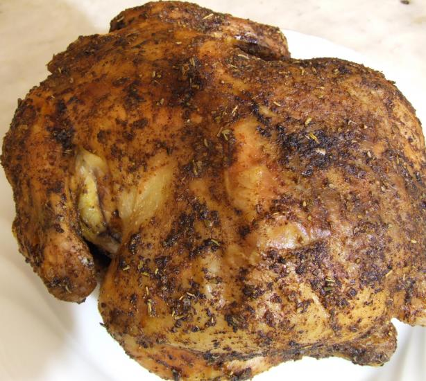 Ev's Roast Chicken