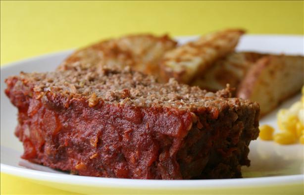Salsa Meatloaf (OAMC)
