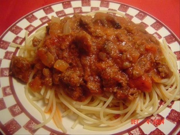 Ed Spaghetti
