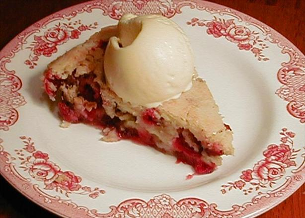 Cape Cod Cranberry Pie