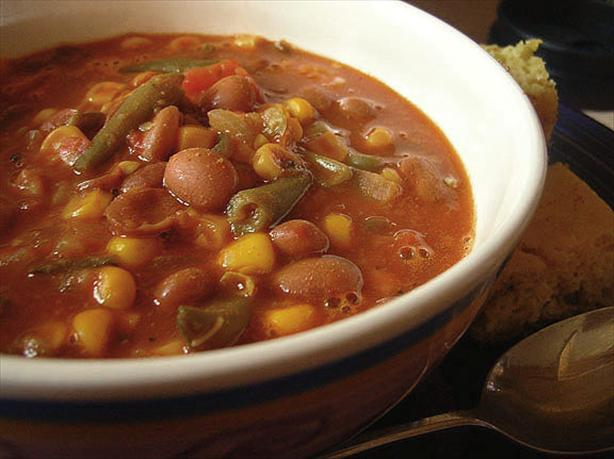 Southwest Vegetable Soup
