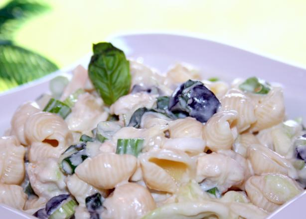 Creamy Tuna-Pasta Salad