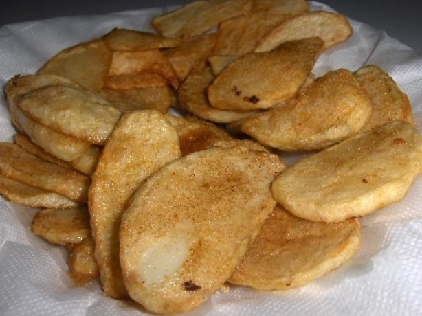 Seasoned Potato Slices
