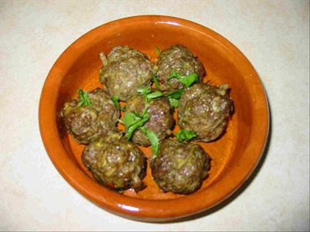 Spicy Indian Kofta