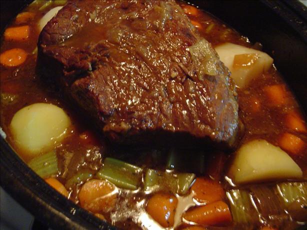 Onion Pot Roast