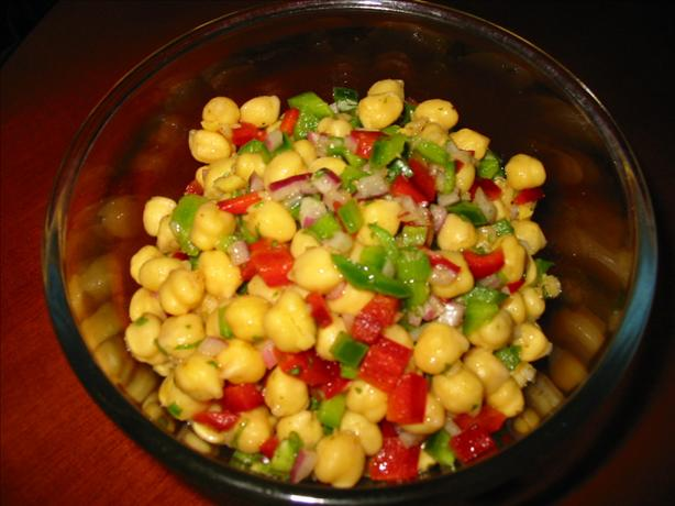 Garbanzo Salad
