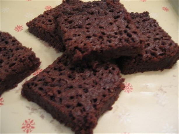 Maida Heater's intense fudgy Brownies