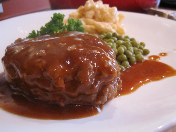 The Very Best Salisbury Steak
