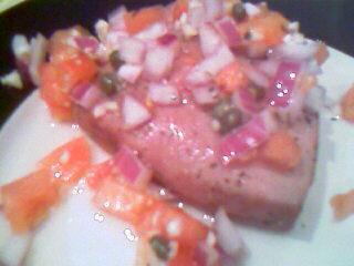 Princess Fresh Tuna Steak