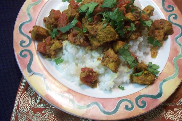 Pork Vindaloo from Scratcheroo