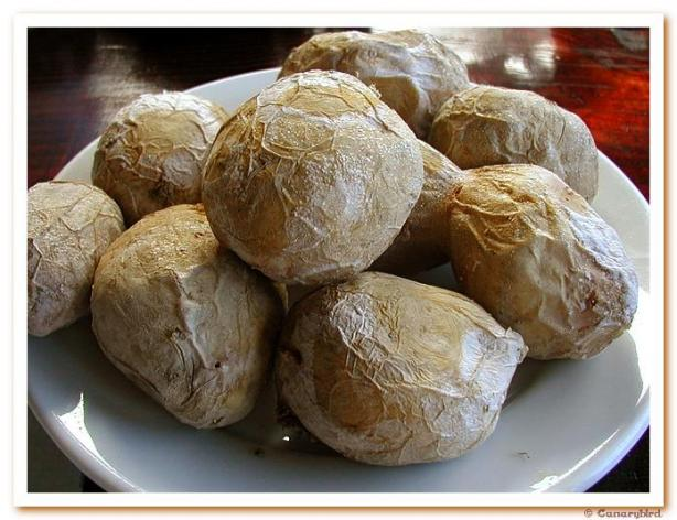 Wrinkled Potatoes (Papas Arrugadas)