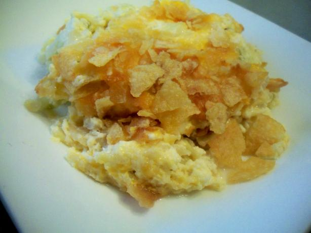 Cheese Scalloped Cabbage