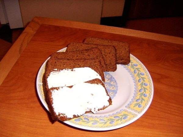 Molasses Bread