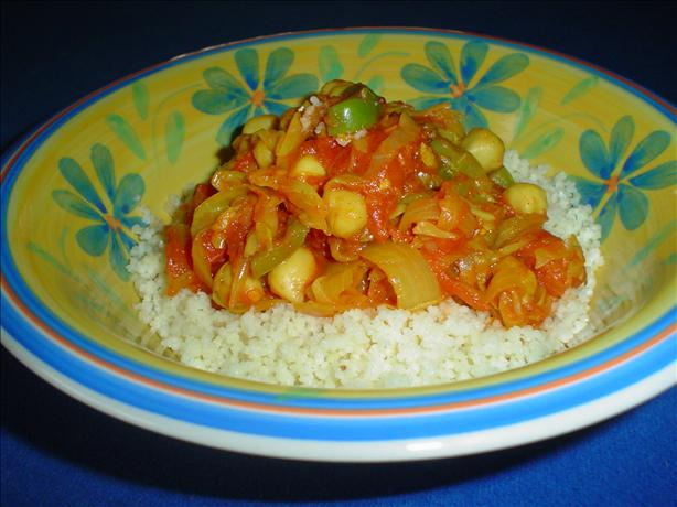 Tunisian Vegetable Stew
