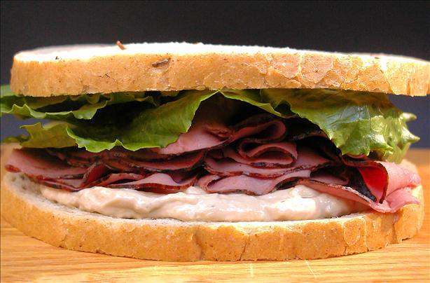 The Champion of Roast Beef Sandwiches