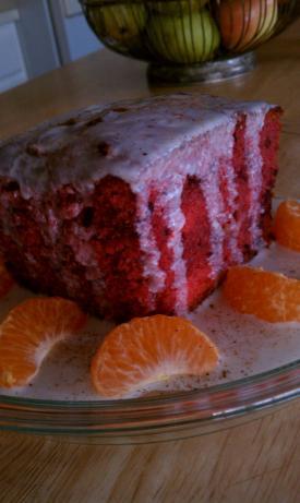 Grandma Norn's Unbelievable Blackberry Cake