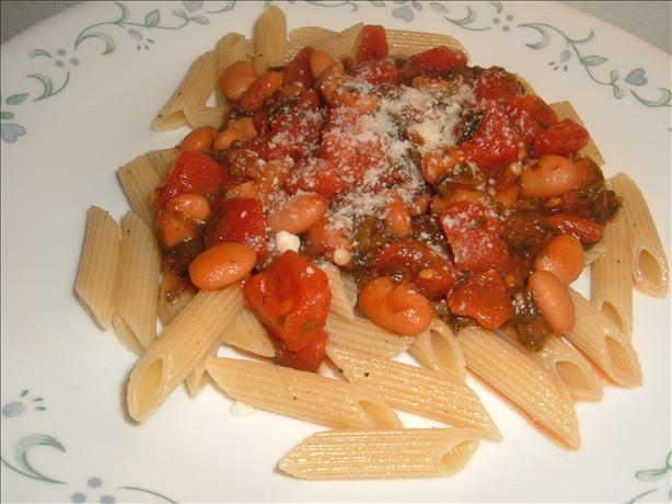 Pasta And Beans