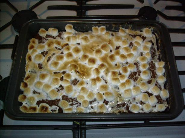 S'more Snack Cake