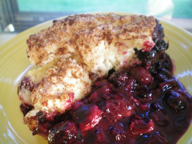 Biscuit Cobbler Topping