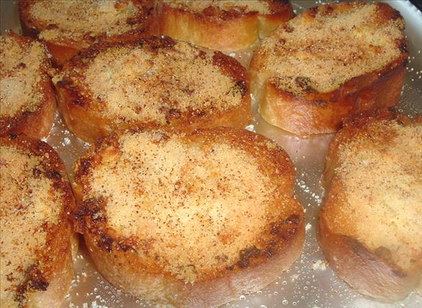 Cajun Garlic Fingers