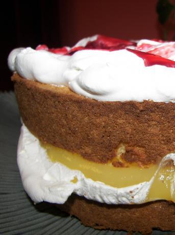 True Sponge Cake