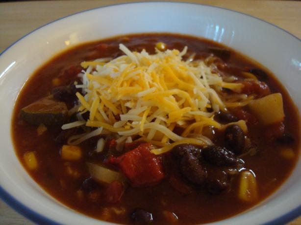Garden Tortilla Soup