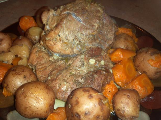 Pork Roast Divine
