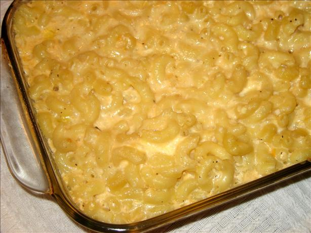 The Creamiest Macaroni-And-Cheese