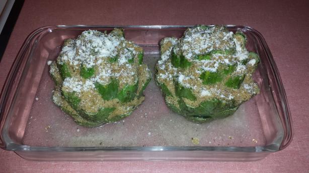 Italian Stuffed Artichokes