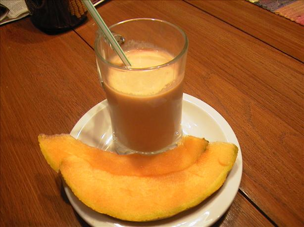 Melon Cream Cooler