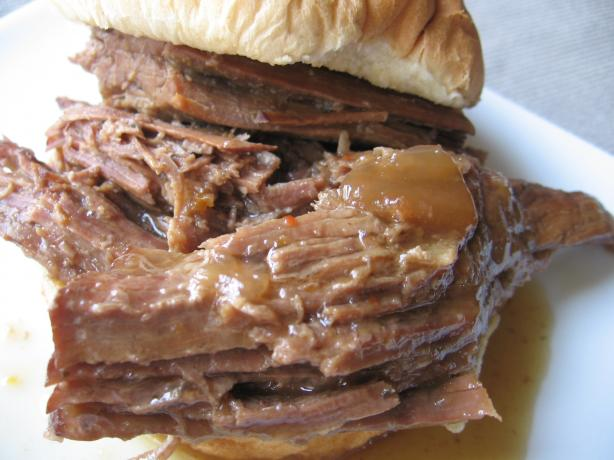 Italian Shredded Beef