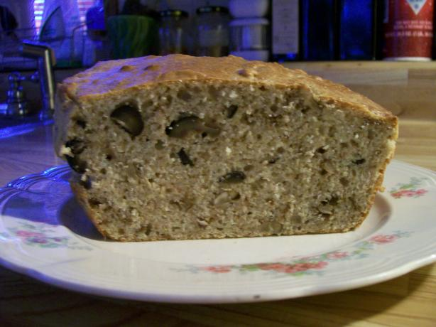 Olive Quick Bread
