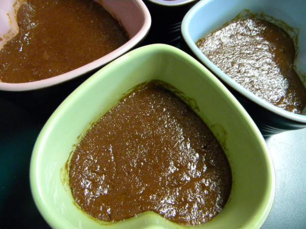 Indian Pudding (Microwave)