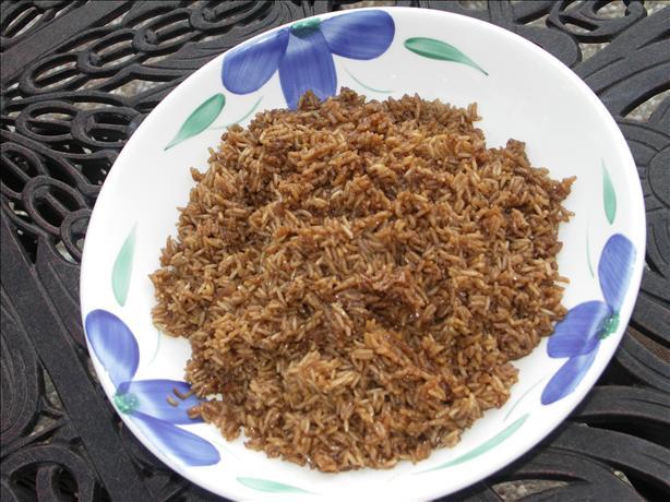 Supreme Oven Rice