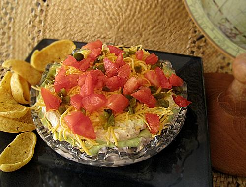 Easy Layered Dip