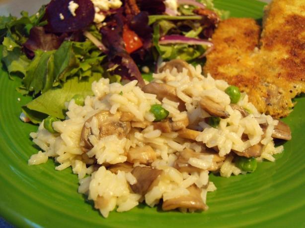 Teresa's Rice Pilaf