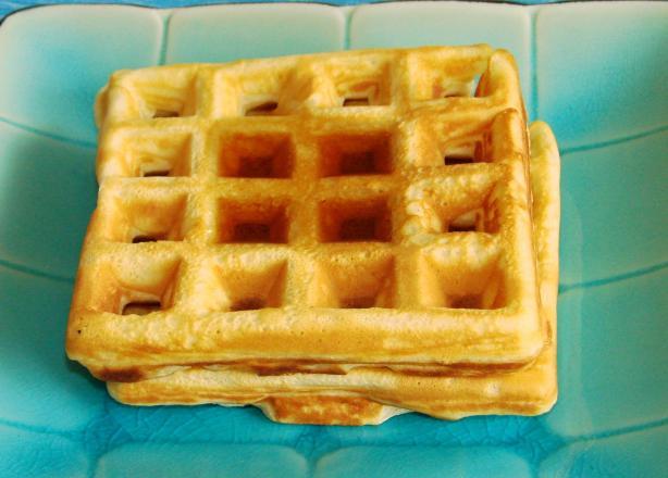 Waffle House Waffles- Copycat