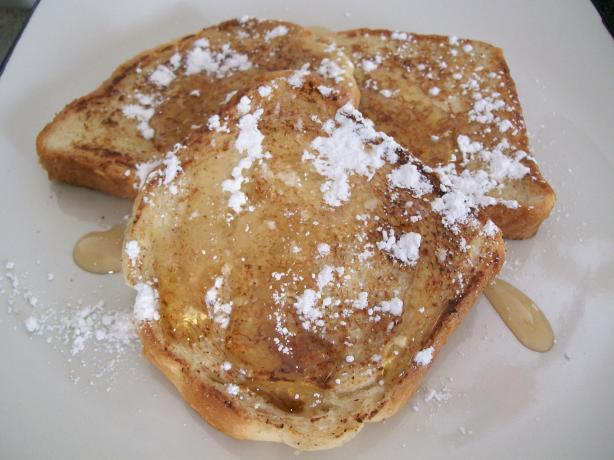 The Perfect French Toast