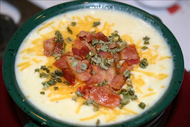 Crock-Pot Potato Chowder