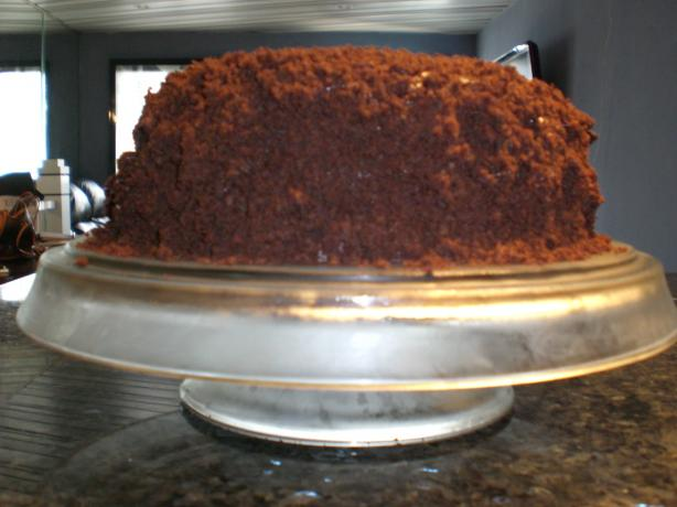 All-Chocolate Blackout Cake from Ebinger's