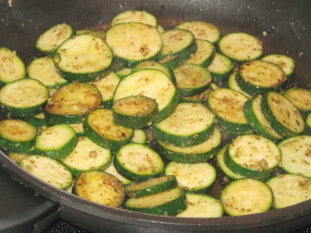 Zesty Zucchini Sauté
