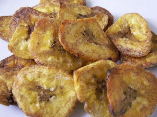 Plantain Chips (Platanutres)