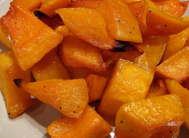 D's Roasted Butternut Squash