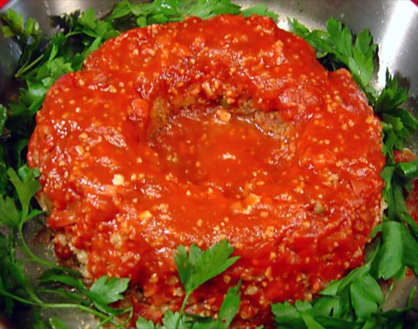 MaMaw Franklin's Barbecued Meatloaf