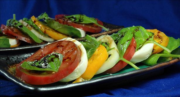 Mozzato Salad (Aka Caprese)