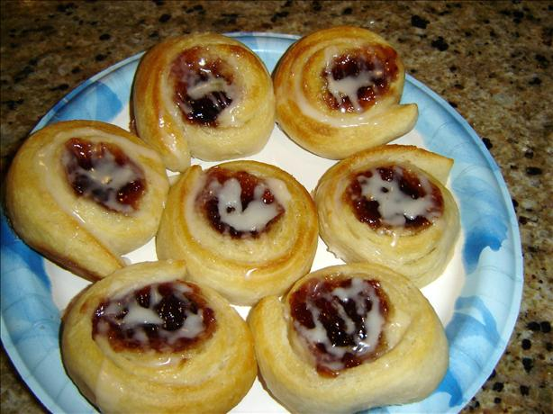 Easy Cherry Danish